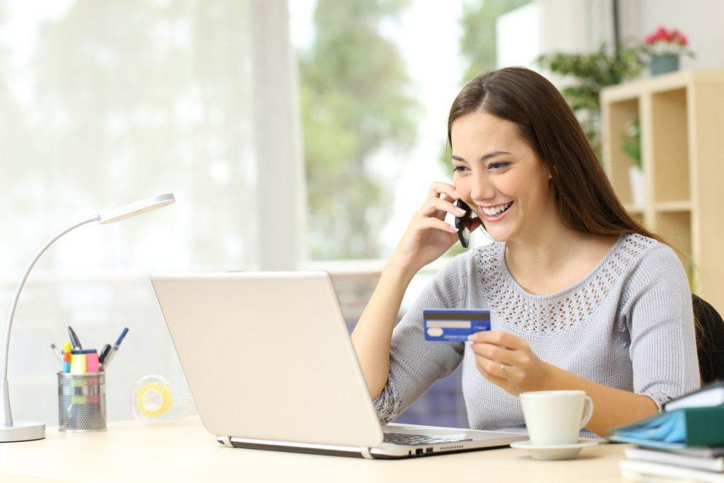 método de pago con tarjeta