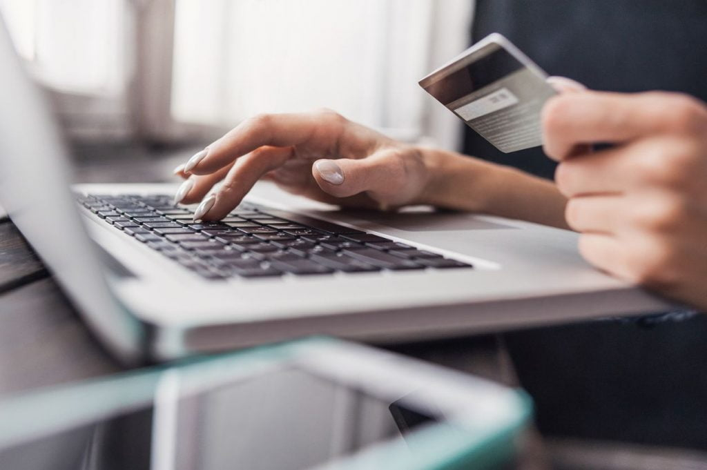 comprar online con tarjetas de crédito