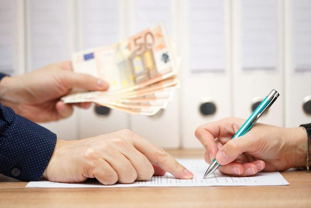 Condiciones de contrato de linea de crédto